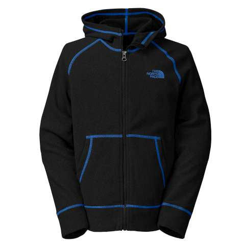 photo: The North Face TKA 100 Glacier Full Zip Hoodie fleece jacket