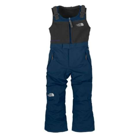 photo: The North Face Kids' Insulated Snowdrift Bib snowsport pant