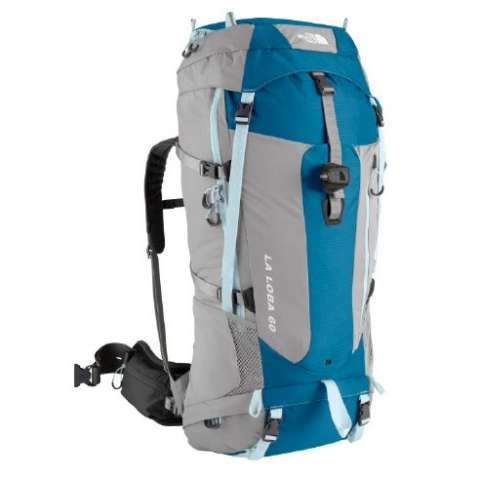 photo: The North Face La Loba 60 weekend pack (3,000 - 4,499 cu in)