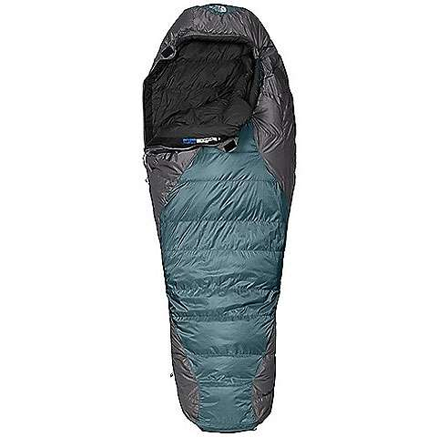photo: The North Face Men's Nova 3-season down sleeping bag