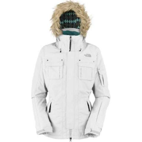 photo: The North Face Baker Jacket snowsport jacket