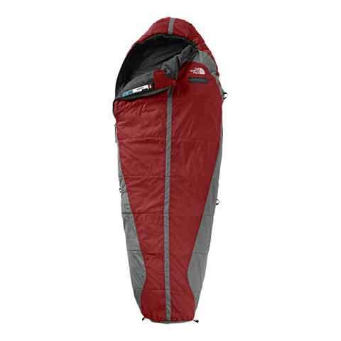 photo: The North Face Kids' Tigger 3-season synthetic sleeping bag