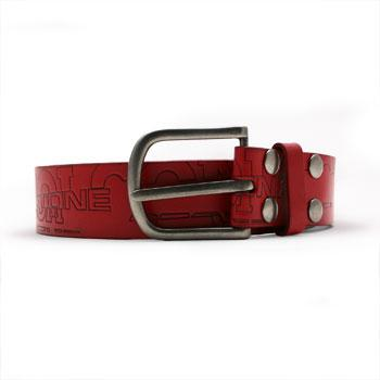 Volcom Fraction Leather Belt - 05